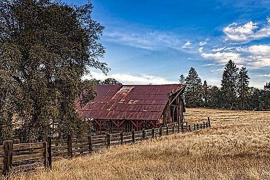 Bruce Bottomley - Old Barn Storage