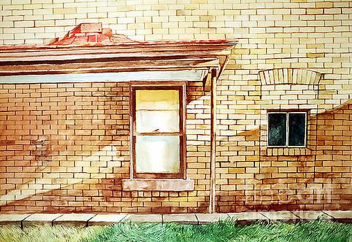 Christopher Shellhammer - Old Biege House