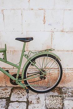 Old bike by Viktor Pravdica