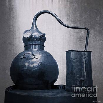 Old Blue Still by Megan Dirsa-DuBois