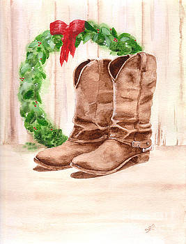 Seasoned Boots by Shirley Miller