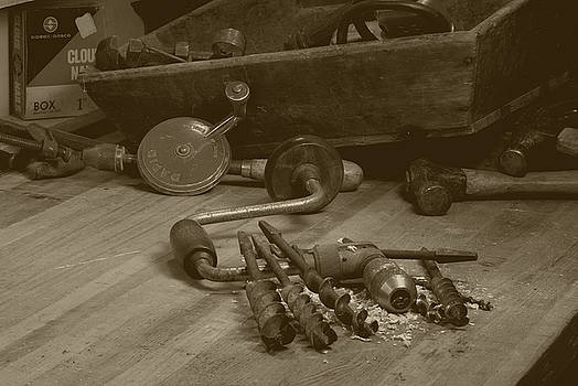 Old Brace and Bits by Paul Wash