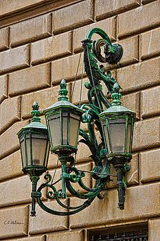 Christopher Holmes - Old Brass Lighting