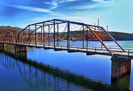Old Bridge Over The Savannah River 003 by George Bostian