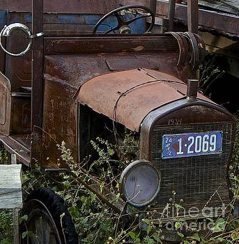 Old Car by Anthony Jones