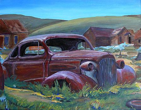 Old Car by Seth Johnson
