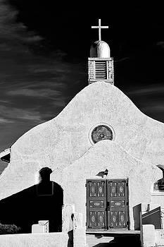 Old Catholic Church, San Ysidro, New Mexico by Flying Z Photography By Zayne Diamond