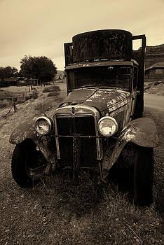 David Gordon - Old Chevrolet Truck I Toned