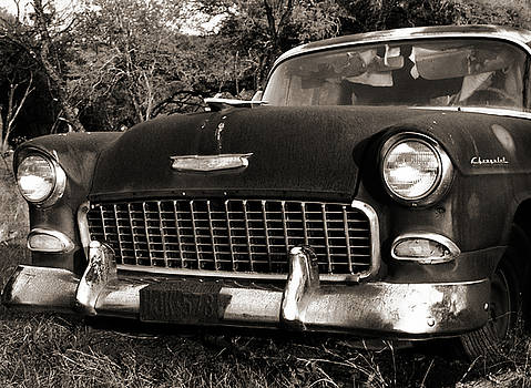 Marilyn Hunt - Old Chevy