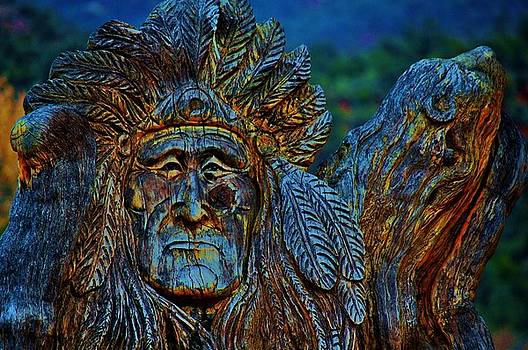 Old Chief by Helen Carson