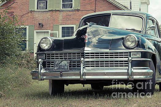Edward Fielding - Old Chrysler Sedan Windsor Vermont