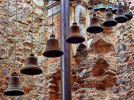 Old Church Bells  by David Smith