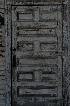 Old Church Door by Michael Wall