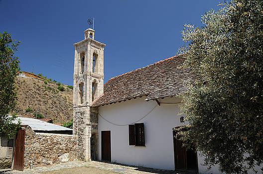 Old Church Kakopetria by Jeremy Voisey