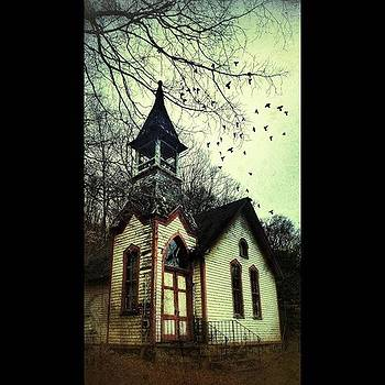 Old Church #lostintime #forgottennj#old by Visions Photography by LisaMarie