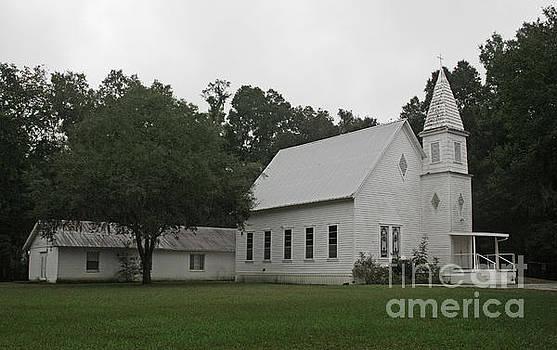 Old Church by Lynn Jackson