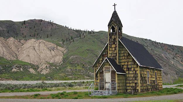 Old Church by Robert Braley