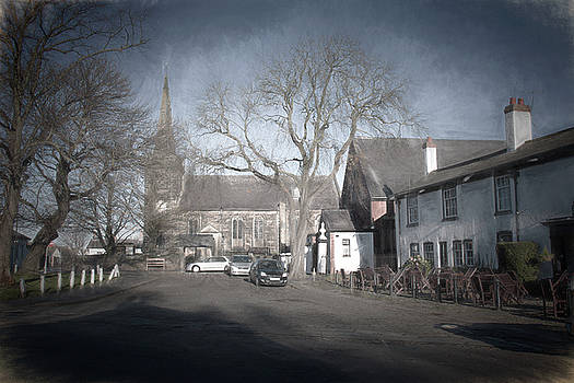 Old Churchtown by Susan Tinsley