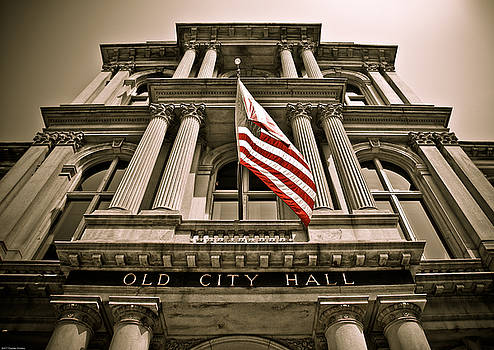 Old City Hall by Charles Dobbs