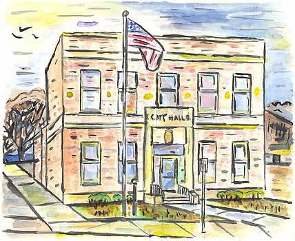Old City Hall by Matt Gaudian
