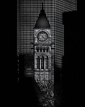 Old City Hall Toronto Canada No 1 by Brian Carson