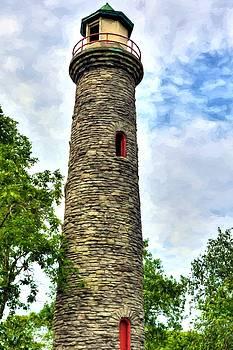 Mel Steinhauer - Old Coney Island Lighthouse