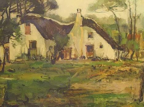 Wenning Pieter - Old Cottage Plumstead