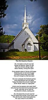 John Haldane - Old Country Church