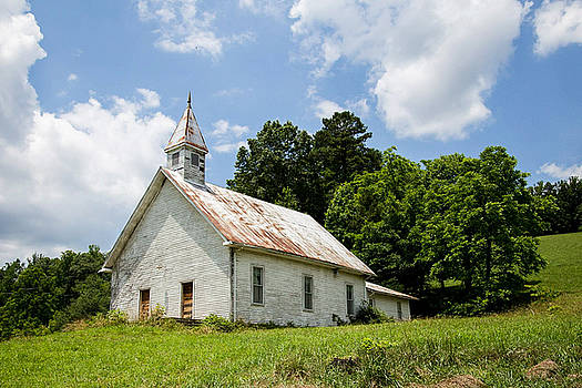 Lisa Lemmons-Powers - Old Country Church