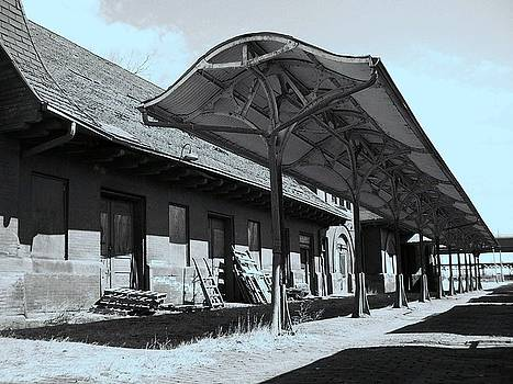 Old Depot by Joseph Norvell