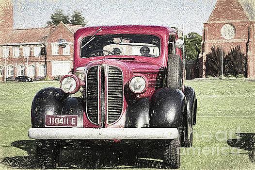 Old Dodge by Howard Ferrier