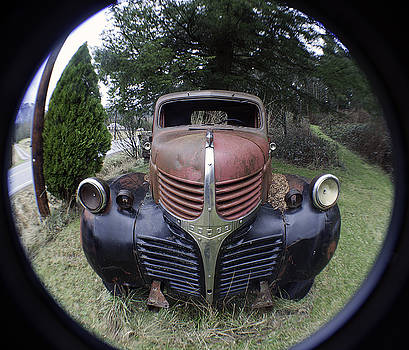 Clayton Bruster - Old Dodge Truck