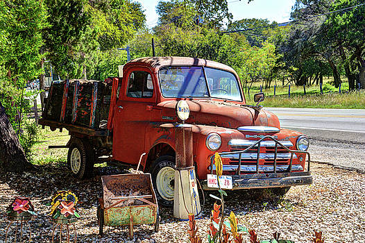 Old Dodge Truck by Savannah Gibbs