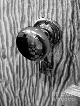 Old Door Knob by Robert Ball
