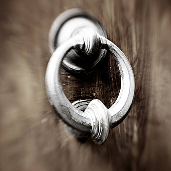 Marilyn Hunt - old Door Knocker