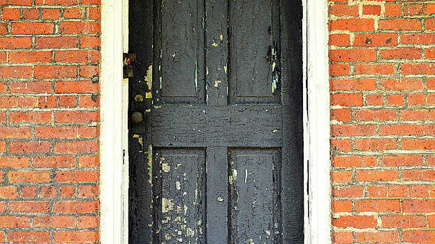 Old Door by Zawhaus Photography
