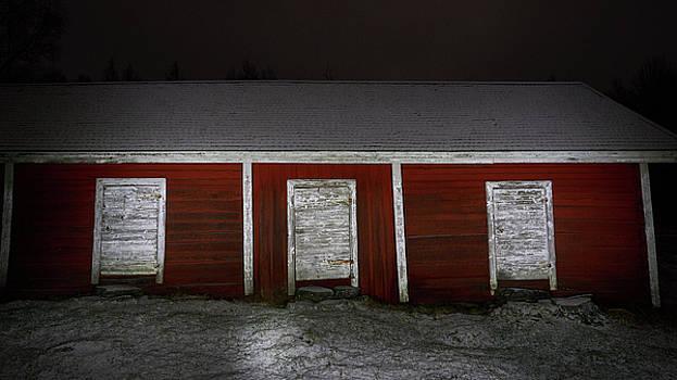 Old doors by Jouko Lehto