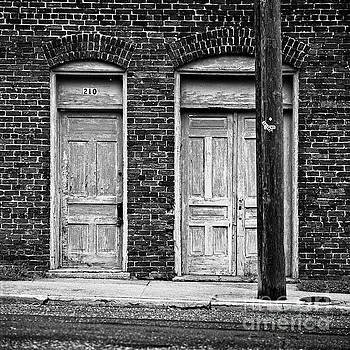 Old Doors by Patrick M Lynch