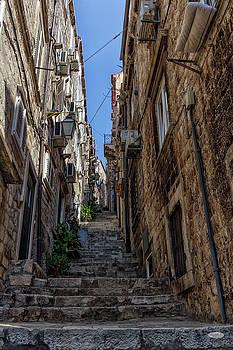 Elenarts - Elena Duvernay photo - Old Dubrovnik street, Croatia