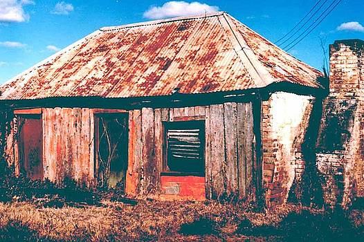 Gary Wonning - Old Farm House