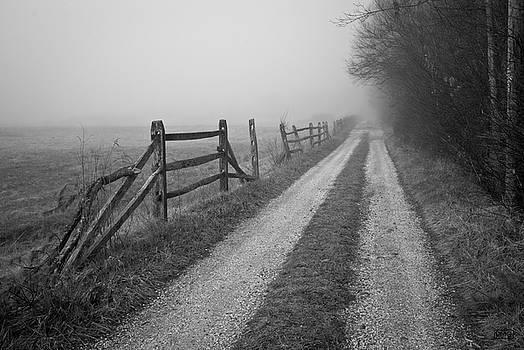 Old Farm Road by David Gordon