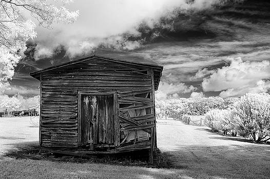Old Farm Shed II by Paul Seymour