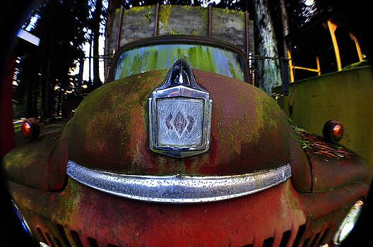 Clayton Bruster - Old Farm Truck