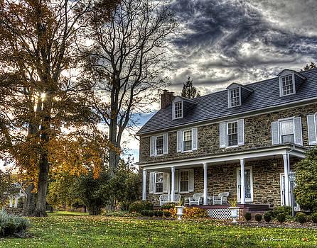Old Farmhouse by Joe Paniccia