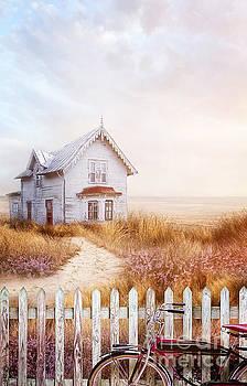 Sandra Cunningham - Old farmhouse near the ocean