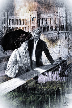 Old Fashioned Romance by Pennie  McCracken