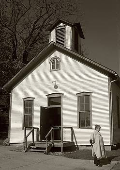 Emily Kelley - Old-Fashioned School House