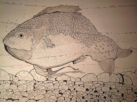 Old Fat Fish by Robert Hilger