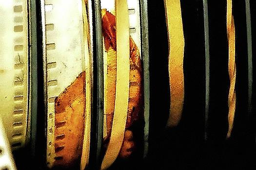 Kathleen K Parker - Old Film Reels