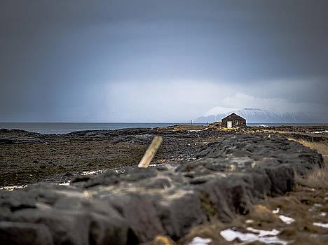 Old Fisherman's Coastal House by Benjamin Wiedmann
